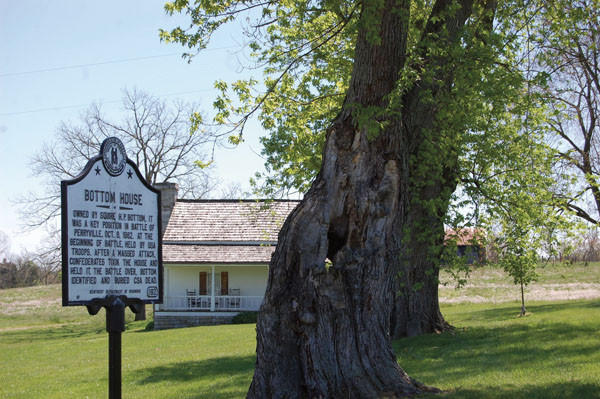The Bottom House in Perryville is a sort of ground zero of the Civil War. The recent acquisition of more than 140 acres by the Civil War Preservation Trust will preserve an important piece of Perryvilles Civil War history.