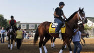 Kentucky Derby impressions: Last time on the track before the draw