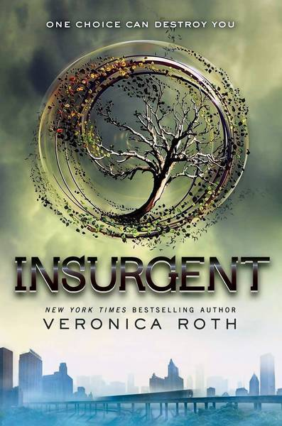 """Insurgent"" was written by Veronica Roth."