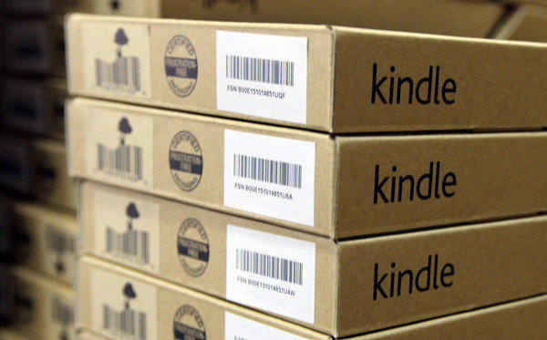 Amazon's Kindle is being phased out by Target.