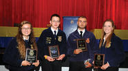 GRC FFA banquet top honors