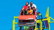 Six Flags Magic Mountain to reclaim roller coaster title