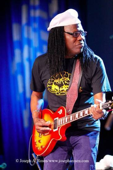 "The season has begun. First up: Joe Louis Walker (pictured), Diego Garcia and the Happen-Ins. Ah, the great outdoors. 5:30-8:45 p.m. Thursday. West Mount Vernon Park. Free. <a href=""http://www.wtmd.org"">wtmd.org</a>"