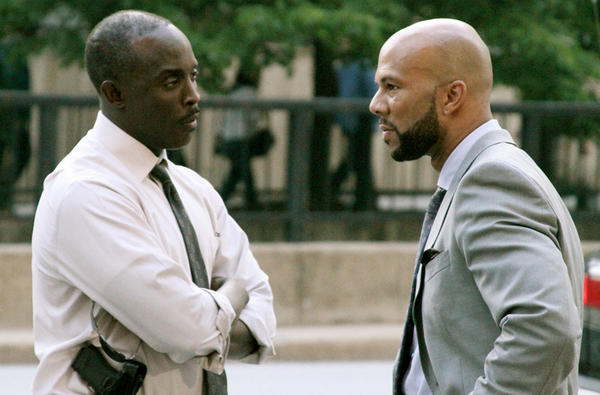 "We can't figure out what we're most excited to see this year. Could be Baltimore-set ""LUV,"" starring Common and Michael Kenneth Williams (pictured). Or perhaps it's the comedy with our favorite title, ""Gayby"" (yes, about a gay man and a straight woman having a baby). Then again, the closing film is ""Dark Horse,"" from one of our favorite directors, Todd Solondz. We're just going to go ahead and say we're pumped for everything this year. Thursday-Sunday. Charles Theatre and other locations. Most festival screenings are $10. <a href=""http://www.md-filmfest.com"">md-filmfest.com</a>"