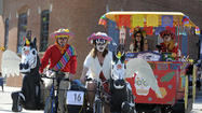 AVAM's Kinetic Sculpture Race and nine more of our favorites this week