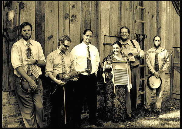 The Boro Boogie Pickers are just one of the bluegrass bands to perform Saturday at Knob Hall Winery.