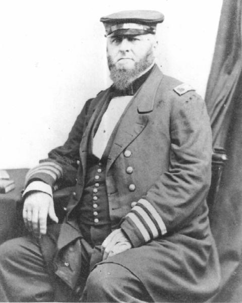 Flag Officer Louis Goldsborough was a reluctant partner in the May 10, 1862 amphibious landing that forced the surrender of Norfolk. He feared operating in the shallow waters and anticipated an attack by the CSS Virginia, which two months earlier had inflicted the navy with its worst defeat before Pearl Harbor.