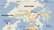 MacLehose and Hong Kong trails