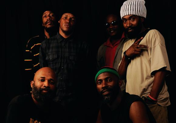 Bambu Station will headline the Buckroe Beach Reggae Festival May 5, 2012.