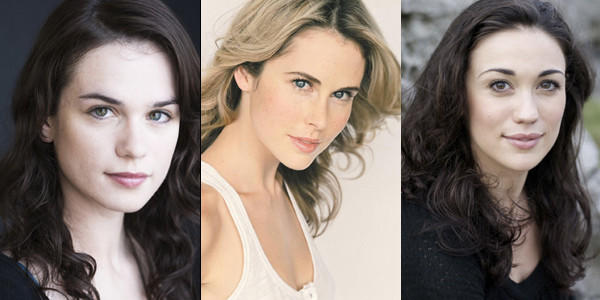 "Gwendoline Taylor, Anna Hutchison and Jenna Lind have been cast in Season 3 of ""Spartacus."""