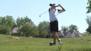 Lebanon's Mather earns medalist honors at class 4 sectional