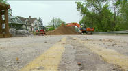 Lincolnway West business owners upset over road construction
