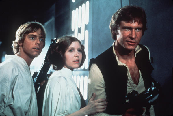 'Star Wars' Day is bringing out the inner nerd in theater fans.