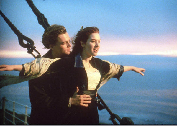 "James Cameron broke box-office records for ""Avatar,"" but his ""Titanic"" was actually the bigger earner."