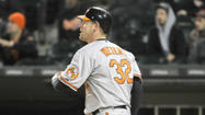 OK, it's time: Wieters is baseball's best all-around catcher