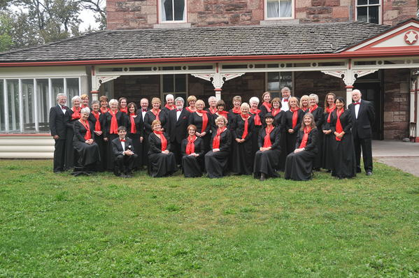 The Algoma Festival Choir will perform Saturday, May 12, at the Petoskey United Methodist Church.