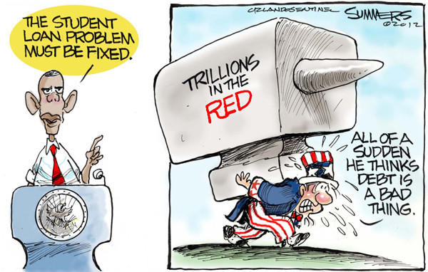 THE GOP's STUDENT LOAN PROPOSAL
