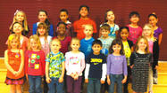 Ruth Ann Monroe Primary School named the following students Citizens of the Month for March: