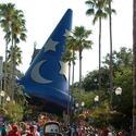 Cars attraction at Walt Disney World