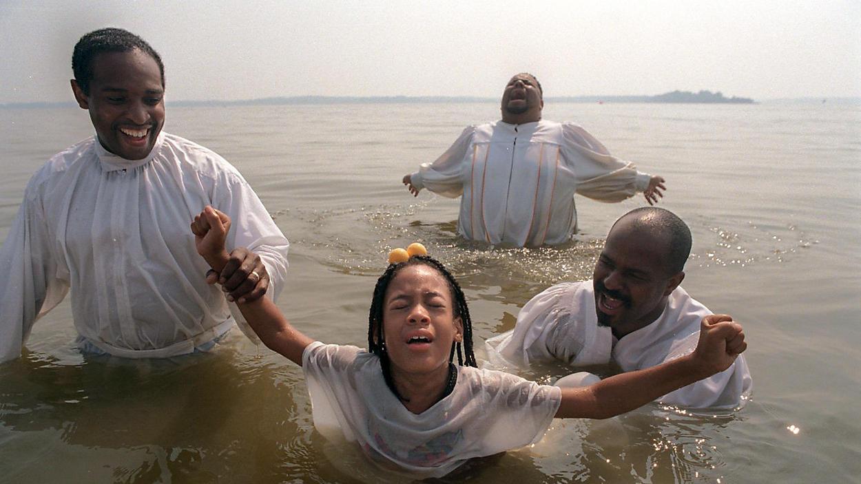 1996: Baptism