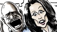 I thought we'd heard the last of Herman Cain and Michele Bachmann, but they've risen from obscurity to meddle in the Republican race for the Florida U.S. Senate seat. This may be the last place in America where they still have some clout.