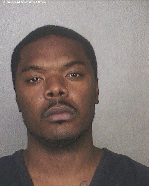 Charles Milton, 26, is a registered sex offender accused of following and fondling a woman, 18, in Wilton Manors.