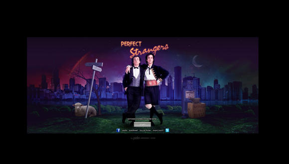 'Perfect Strangers' video game