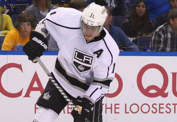"""We knew before that L.A. is a winning city,"" Anze Kopitar says."