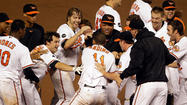 Andino, Orioles not stopping to look back at last year's walk-off finale