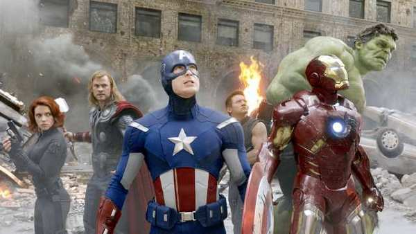 Marvel's 'The Avengers.'