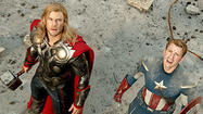 "LOS ANGELES  -- ""The Avengers"" knocked out its competition and joined an elite box office group -- the $1 billion club."