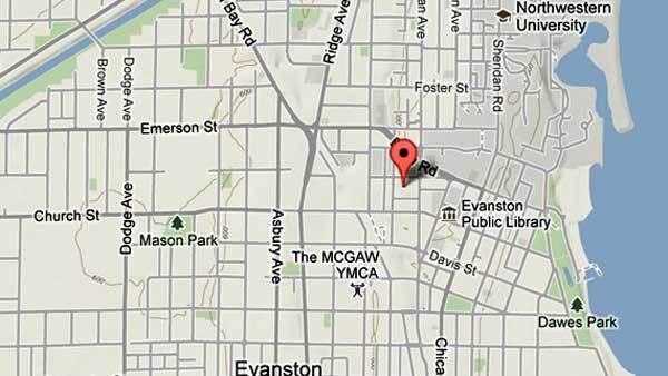 816 Clark Street in Evanston