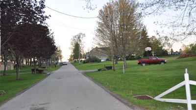 Police are investigating a child abduction that happened Thursday along Wills Church Road, pictured above.