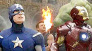 """The Avengers""are here, and resistance is futile."
