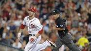 Bryce Harper showed why his manager put him in the No. 3 spot for his fifth career game.
