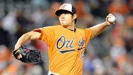Orioles head to Boston with momentum