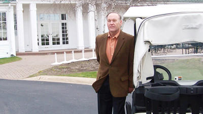 Fred Taylor is the Charlevoix Country Club's new owner.