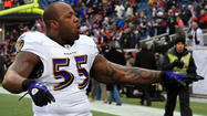There has been a lot of speculation that Ravens Pro Bowl outside linebacker Terrell Suggs injured his Achilles tendon while playing basketball. Suggs has denied that it happened that way, but who cares? If that tendon was tight and going to tear, it made no difference if he was playing basketball, wrestling, practicing karate or running sprints.
