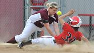 The George Rogers Clark softball and baseball teams split a pair of games against rival Bourbon County Thursday.