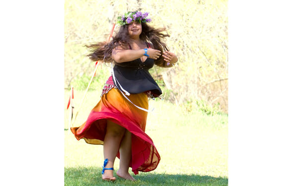 The May Day Festival will take place from 1-5 p.m. Saturday, May 12, at Sacred Sparks in East Jordan.