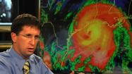 Rick Knabb, a veteran tropical forecaster and most recently The Weather Channel's hurricane expert, has been named director of the National Hurricane Center in Miami-Dade County. He replaces Bill Read, who is retiring as of June 1.