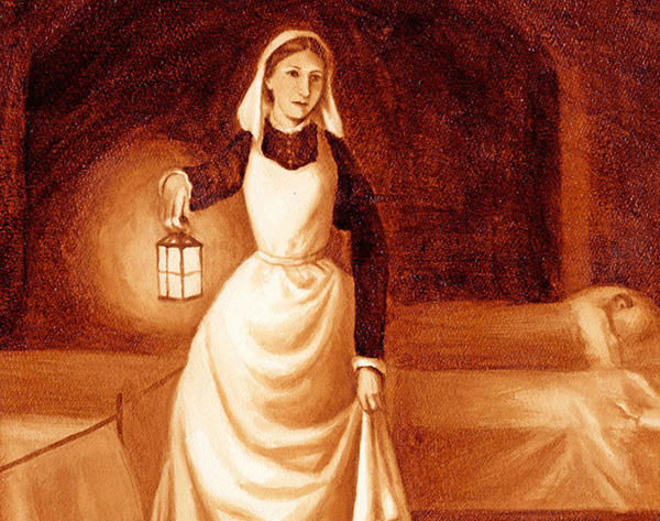 Florence Nightingale is considered a pioneer of nursing, best known for her actions as a reformer of hospital sanitation methods in Britain in the late 1800s.