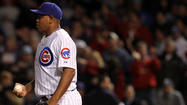 Is Marmol stupid or uncoachable? Either way, he's untradable