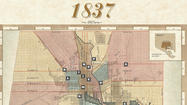 Map: Baltimore 1837