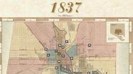 Map: Baltimore 1837