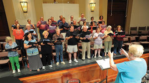 TGIF: Winchester Chorale's Festival of Choirs concert is Sunday