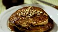 Culinary SOS: Highland Bakery's sweet potato pancakes with brown sugar butter sauce