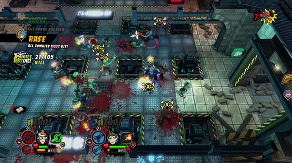 "<i>$9.99 for Xbox Live, PlayStation Network, PC</i> <br> <b> 1 star</b> <br> We're beginning to feel zombie games are the ones that need to die. Just about the only thing ""All Zombies Must Die"" has going for it is the four-player cooperative mode. Everything else about it screams ""made in 1992""--and not in a good way. The action is highly repetitive, the dialogue is laughable, and the zombie swarms can easily trap you--leading to frustratingly cheap deaths. You can find literally dozens of better games to satisfy your urge to hunt undead brain munchers."