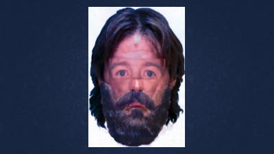 A composite of the man suspecting of abducting a 10-year-old girl.