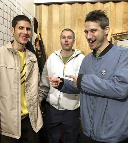 The Beastie Boys through the years: 2004: Paris